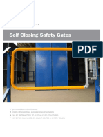 Self Closing Gate