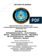 Convocatoria Tec Pof at-2018