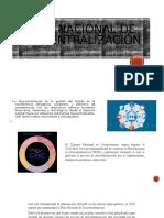 Plan Nacional de Descentralización