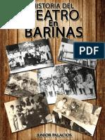 Historia Del Teatro en Barinas (Libro) @