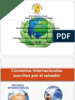 Convenios Internacionales Suscritos Por El Salvador.rox Payes