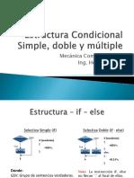 Estructura Selectiva Simple, Doble y Multiple (1)
