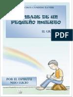 Candido Xavier, Francisco - Mensaje de un pequeno muerto.pdf