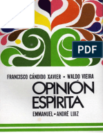 Candido Xavier, Francisco - Opinion espirita.pdf