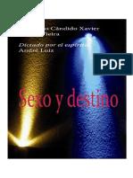 Candido Xavier, Francisco - Sexo y destino.pdf
