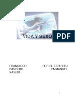 Candido Xavier, Francisco - Vida y sexo.pdf