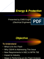 Arc Flash Energy Protection