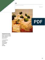 Culoriledinfarfurie.ro-tort Aperitiv Cu Sunca