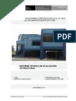 252404672 Informe Evaluacion Estructural Chaclacayo