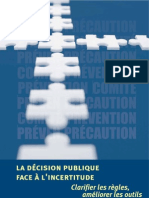Avis-CPP Decision Et Incertitude