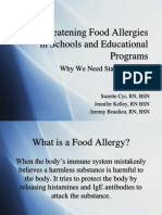 Food Allergy Presentation 11
