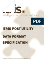 Itris v8 Itris Post