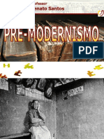 08 Escolas Literarias Pre Modernismo
