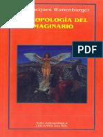 Antropologia Del Imaginario