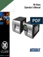 M-4206 Operator Manual