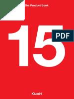The Product Book 2015 ES IGuzzini