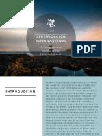 Programa Certificacion 2018