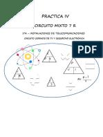 CCTV Práctica IV Circuito Mixto R Libre