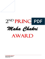 2nd Princess Maha Chakri Award