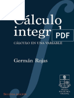 Calculo Integral en Una Variable-G.rojas