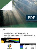Aula 3B - Luz