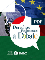 Derechos Fundamentales a Debate No. 3