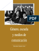 Lectura15 Genero Escuela Medios Comunicacion