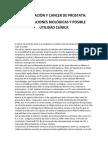 Inflamación y Cancer de Prostata