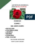 Contoh Teks Laporan Observasi Tentang Bunga Mawar Berbagai Contoh