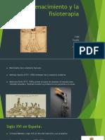 El Renacimiento y La Fisioterapia