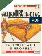 John Warry - Alejandro y La Conquista Del Imperio Persa