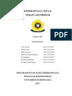 Tugas Kep Jiwa SM Makalah tentang Terapi Akupresur.doc