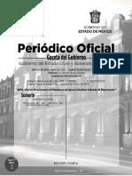 Protocolización Del Contrato de Fideicomiso Público Número 19306