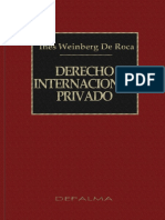Derecho Internacional Privado - Inés Weinbeg de Roca - copia - copia.pdf
