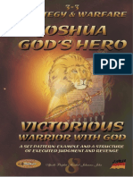 8e Joshua Gods Hero Volume 3 3
