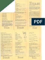 Huasi 2001 Octubre Triptico Literario