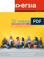 50 Consejos Para Hacer Networking