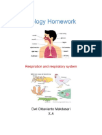 Biology Homework Dwi Oktavianto Makdasari X-A