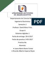 Flip-Flop Y Registro de Corrimiento Ricardo