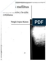 Diabetes Antropología