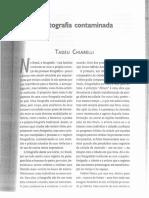 Fotografia Contaminada Tadeu Chiarelli 1