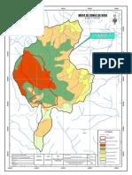 Mapa de Zonas de Vida Chaulan