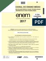 Enem - 2017 Cn-mat
