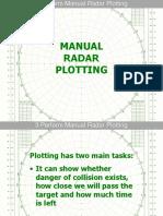 3 Manual Radar Plotting
