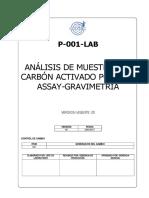 P-001-LAB-Procedimiento de Analisis de Carbon