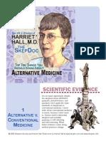 Alternative Medicine by Harriet Hall