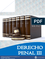 Derecho Penal III