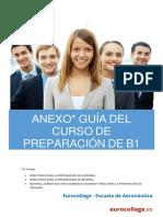 Eurocollege - Anexo Guia b1 Tcp