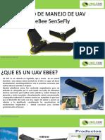 Sesion 2- Conocimiento y Componentes de Uav Ebee
