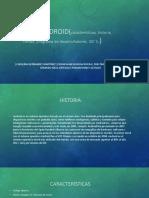 IOS Y ANDROID(Caracteristicas, Historia,